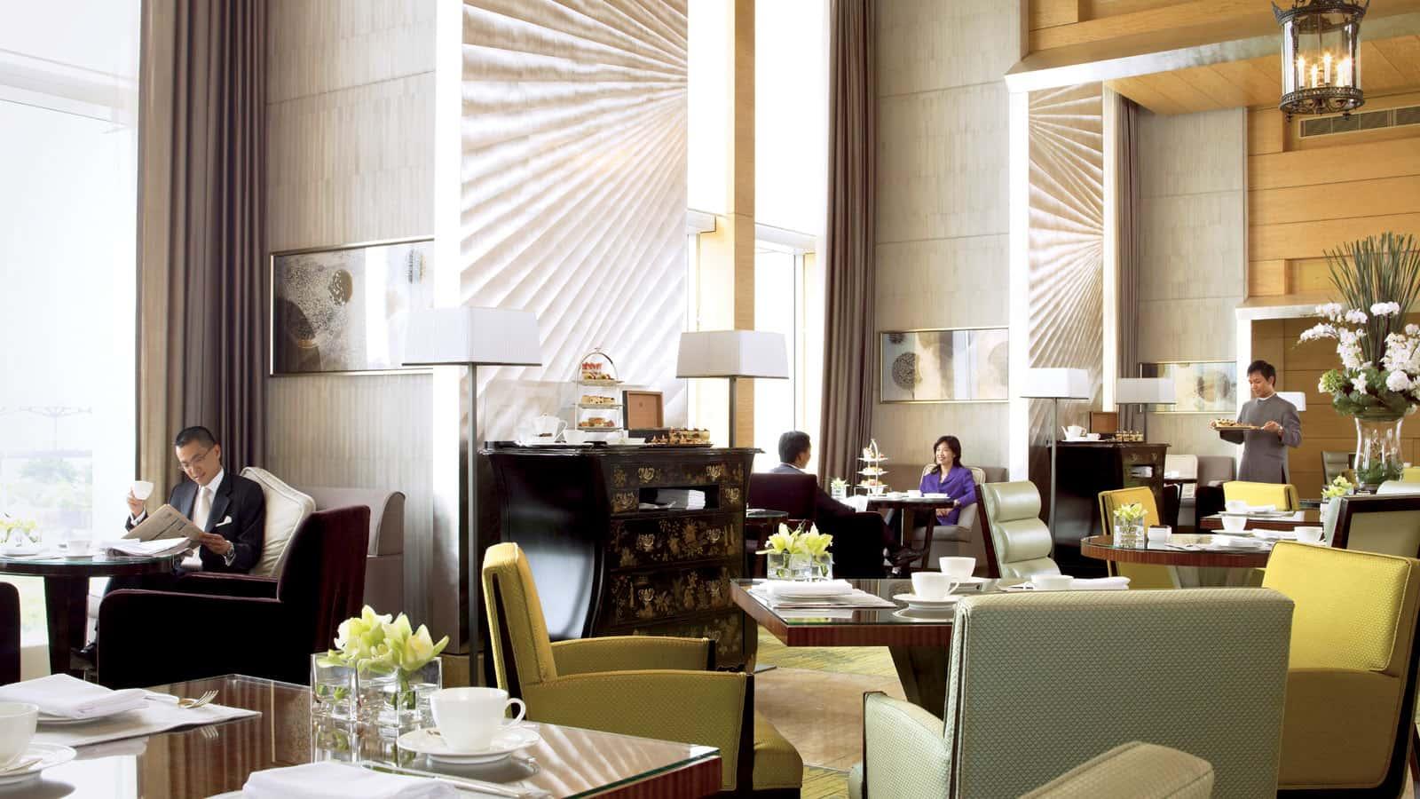 欧式餐厅建筑外观