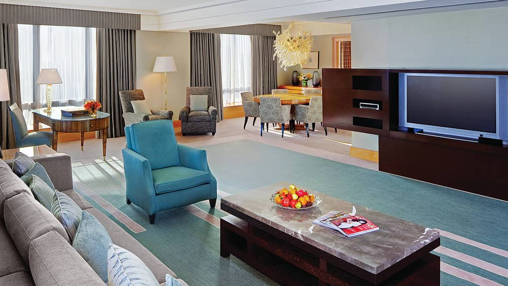 Four Seasons Hotel San Francisco Specialty One Bedroom Suite. 5 Star Hotels in California   Luxury Hotels   Four Seasons