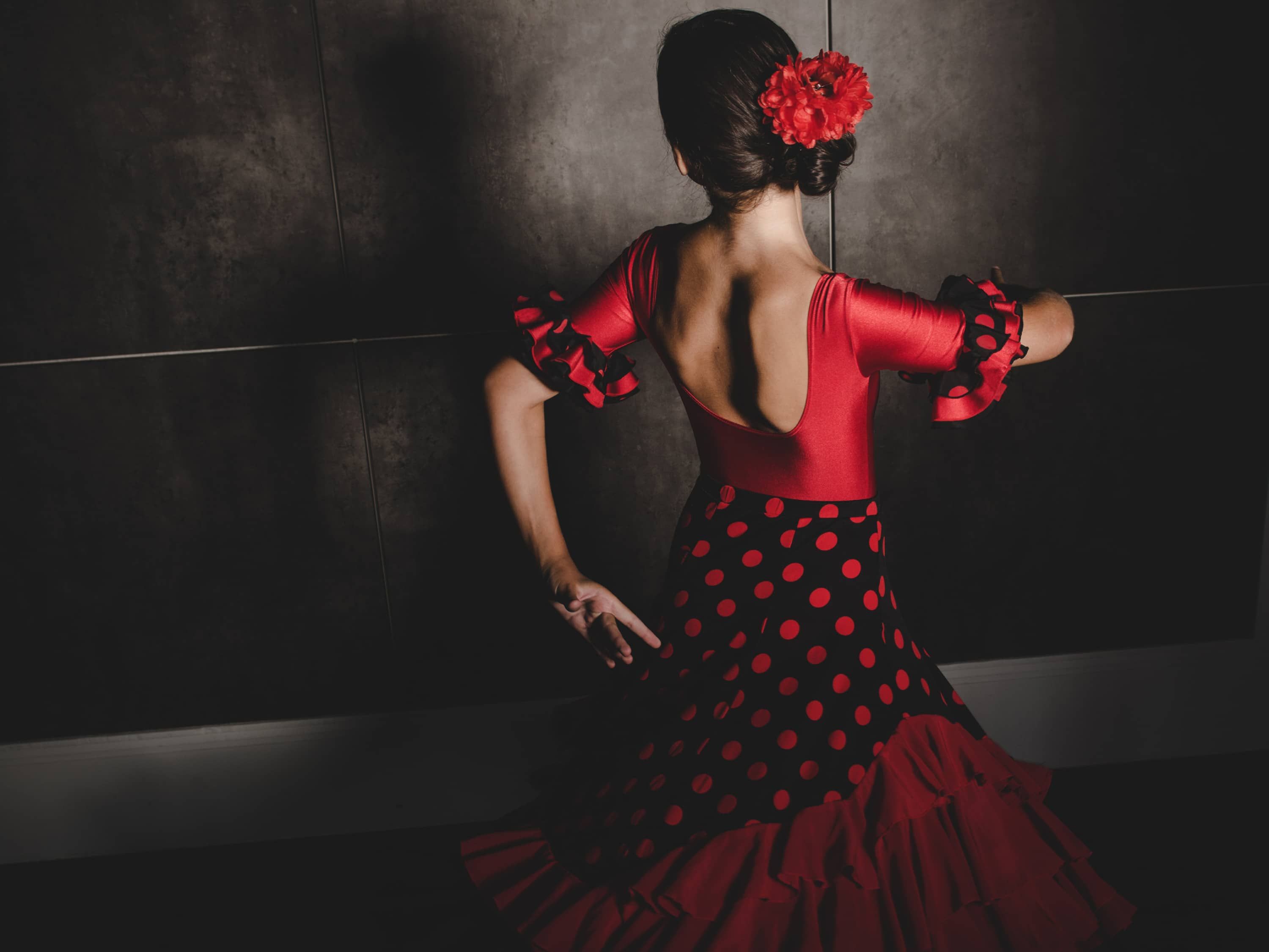 Take a private flamenco lesson in Madrid