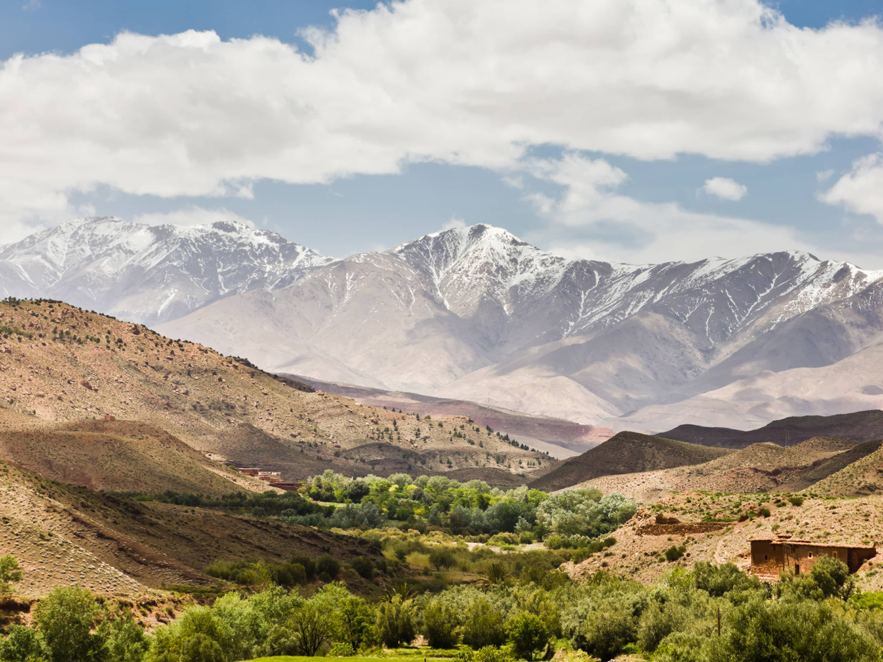 SPEND A DAY IN THE ATLAS MOUNTAINS