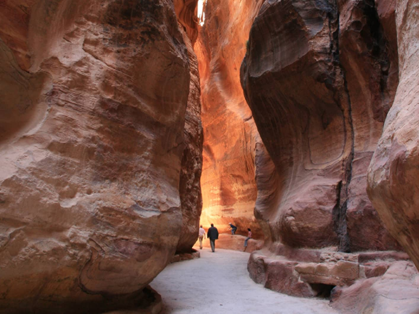 Witness the Grandeur of Petra on a Day Trip