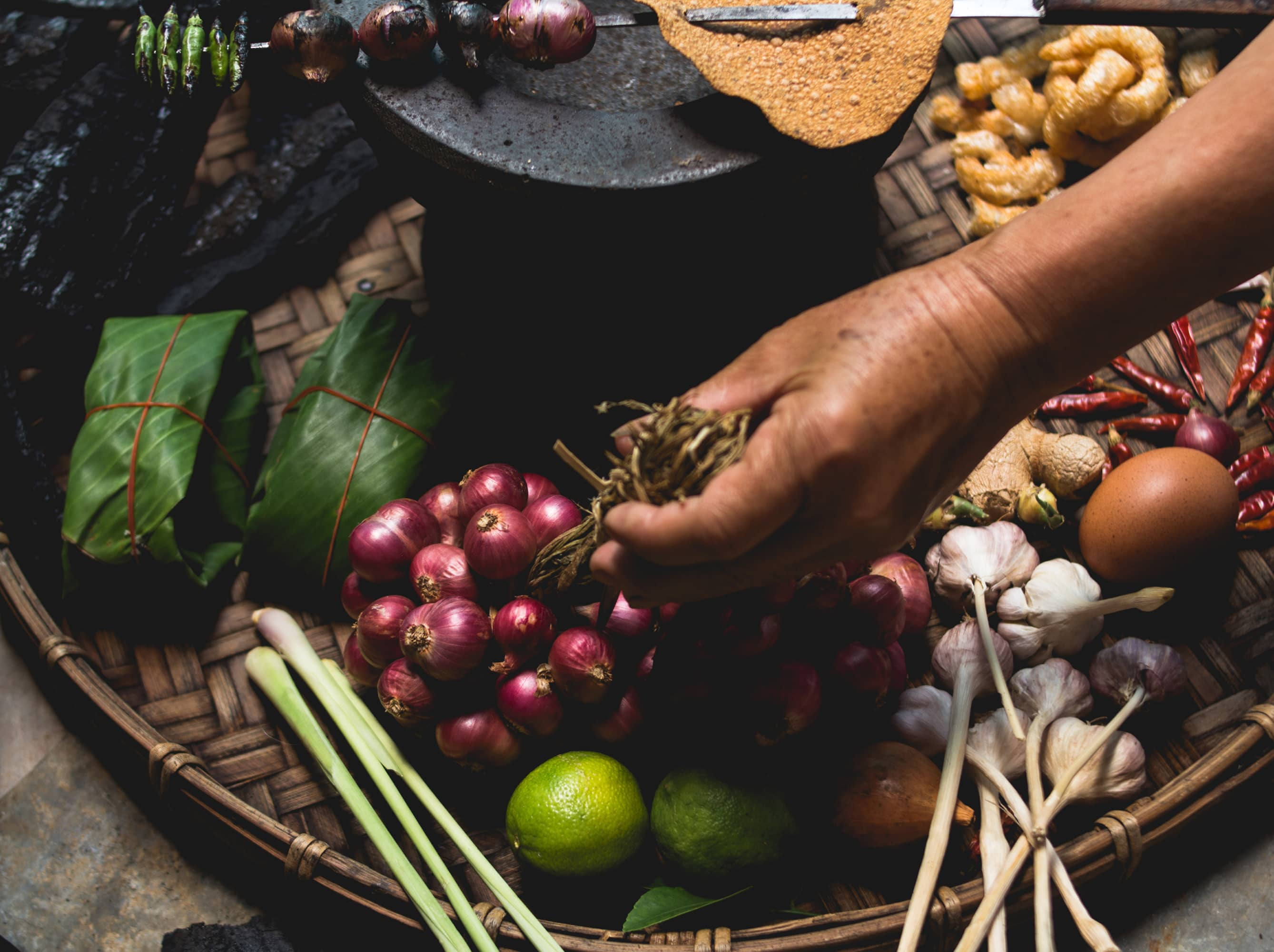 Take a hands-on Thai cooking class with a local chef.