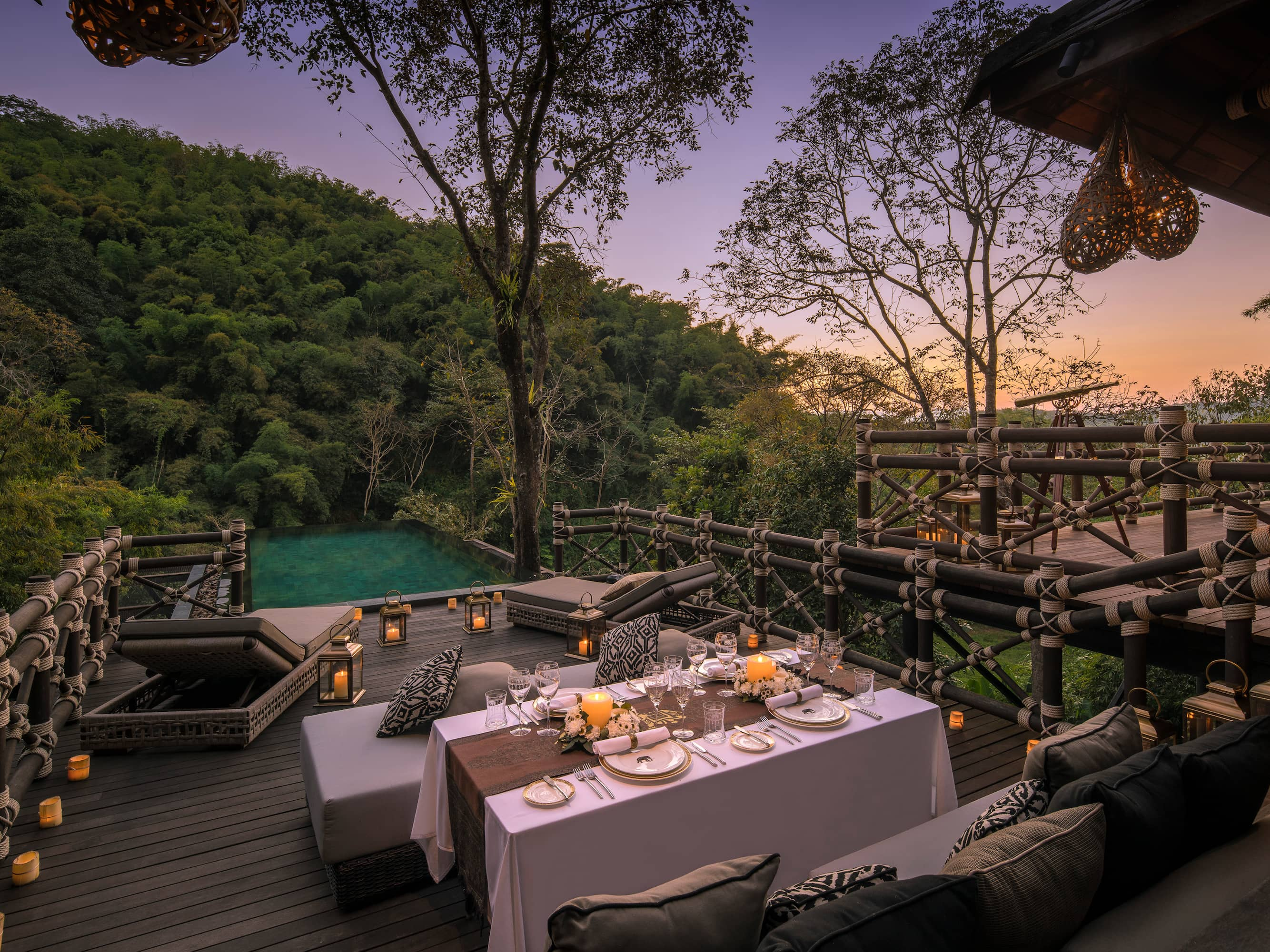 Escape to a Luxurious Tented Camp