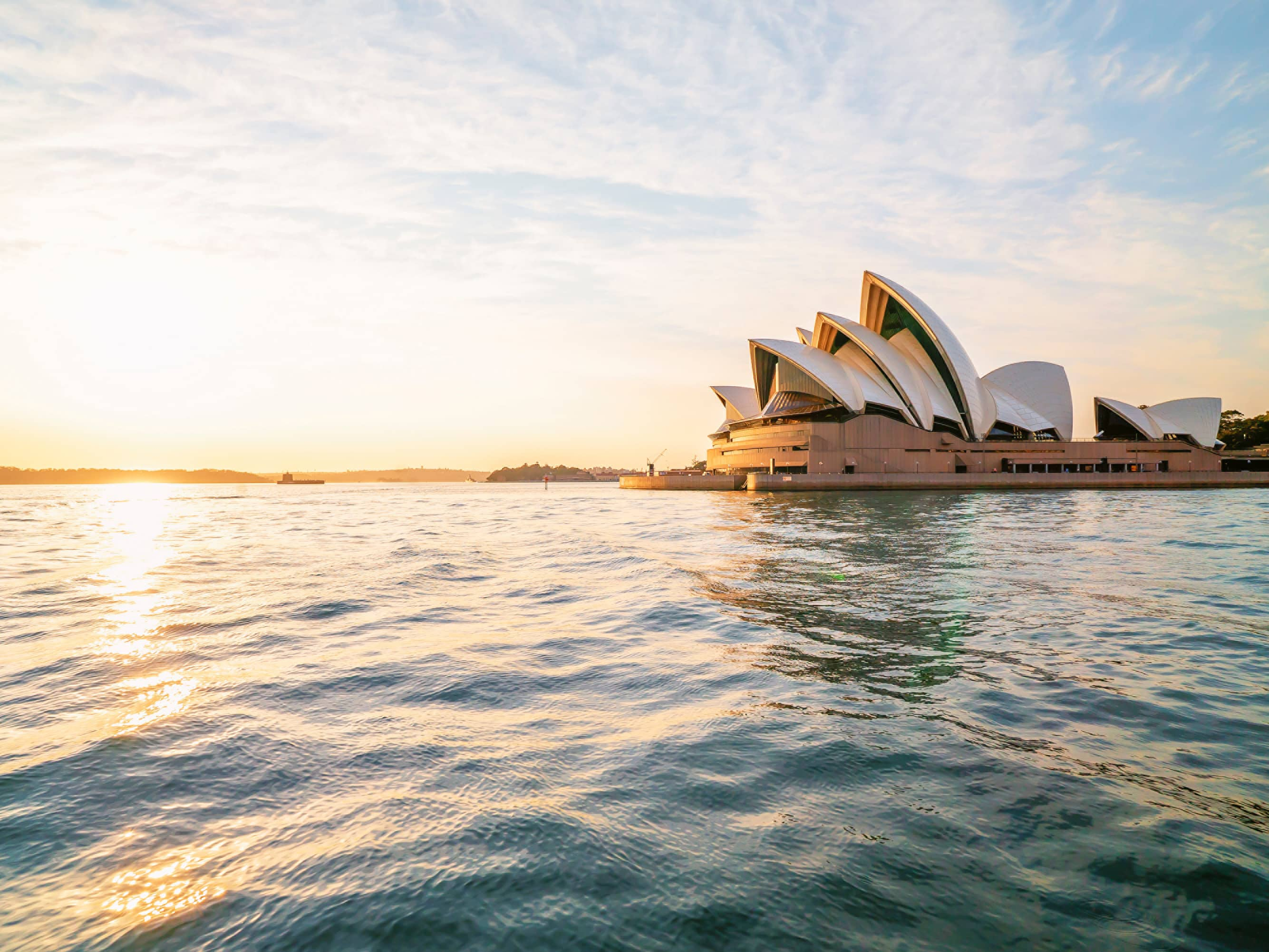 Go behind the scenes at Sydney's Opera House