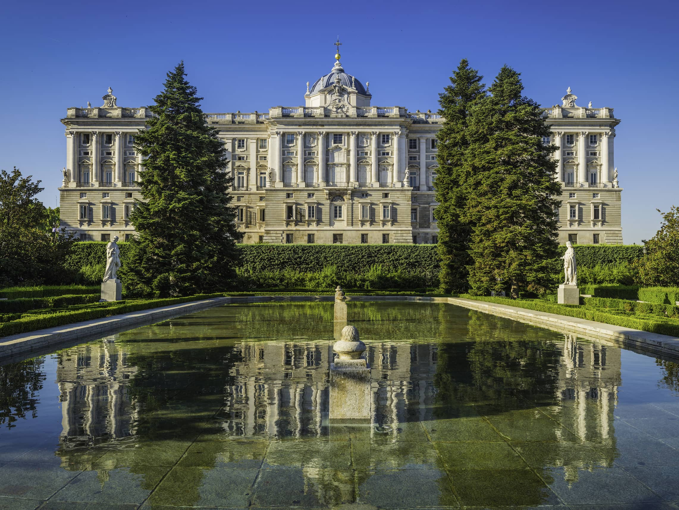 Get an inside look at the Royal Palace