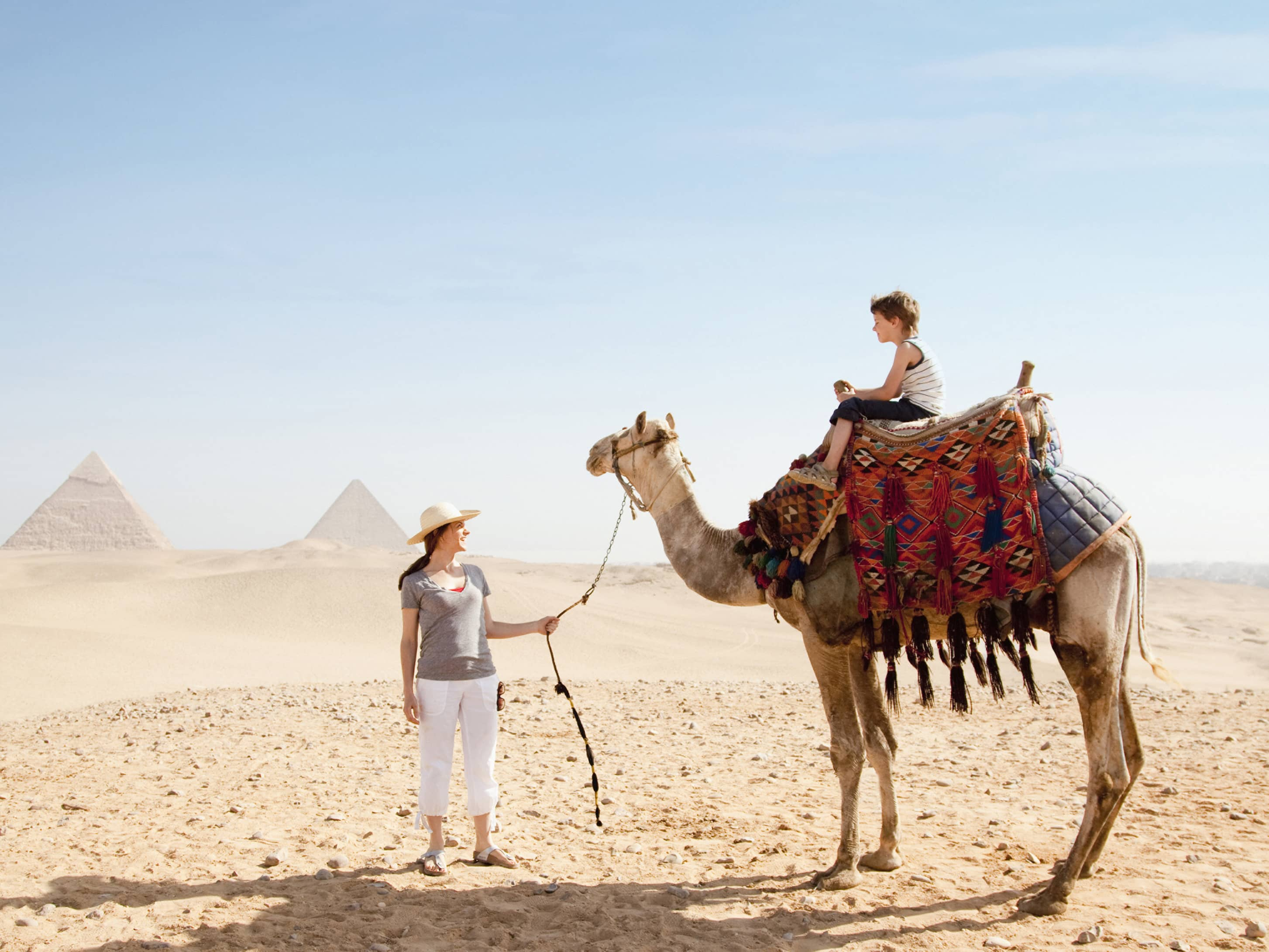 UNCOVER EGYPT WITH AN EXPERT