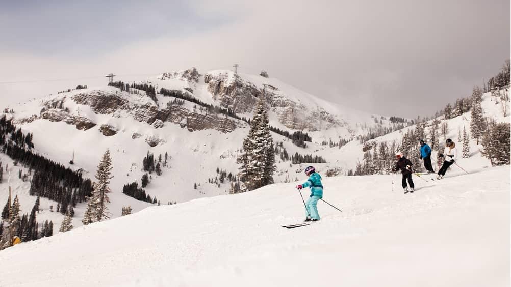 Four Seasons Mountain Resorts