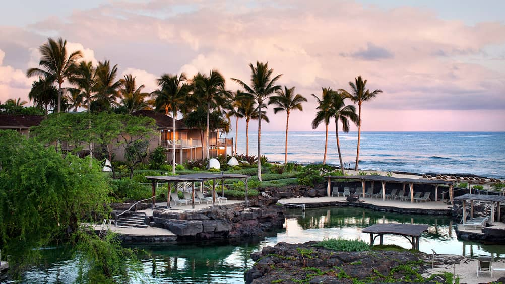 Good Resting On The Picturesque Kona Kohala Coast Of Hawaii Island, Four Seasons  Resort Hualalai Combines The Warm Aloha Of The Islands With The Impeccable  ...