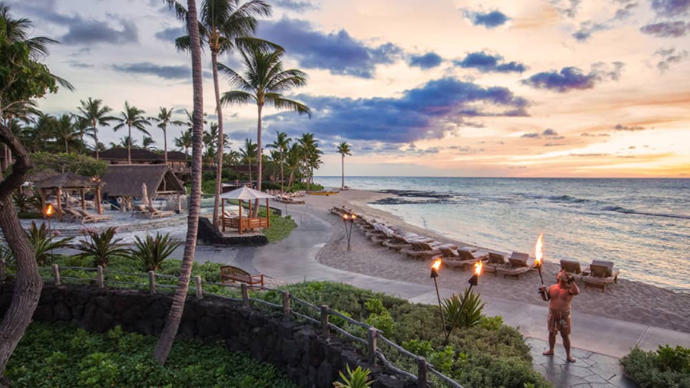 What If Mother Nature Herself Were To Create A Resort Natural Sanctuary In Perfect Harmony That Captures The Essence Of Hawaiian Design