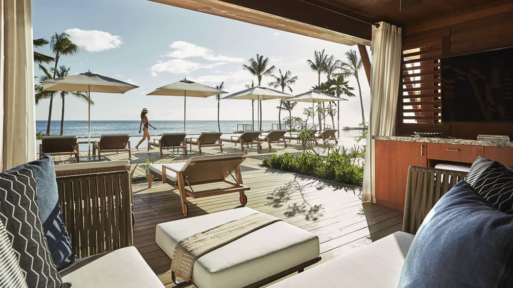 Luxury Resorts Hawaii 5 Star Four Seasons Hotels Hawaii