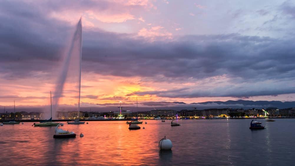 Winter Travel: Geneva & Basel Switzerland!