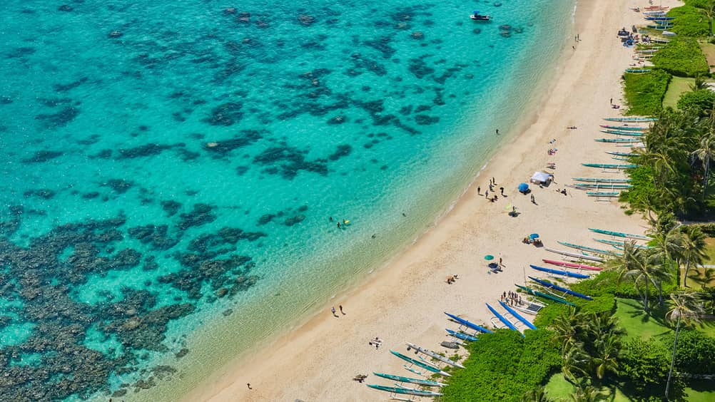 While You May Already Be Familiar With The North S And Waikiki Beach Oahu Has Many More Beaches To Explore 112 Miles 180 Kilometres Of Them