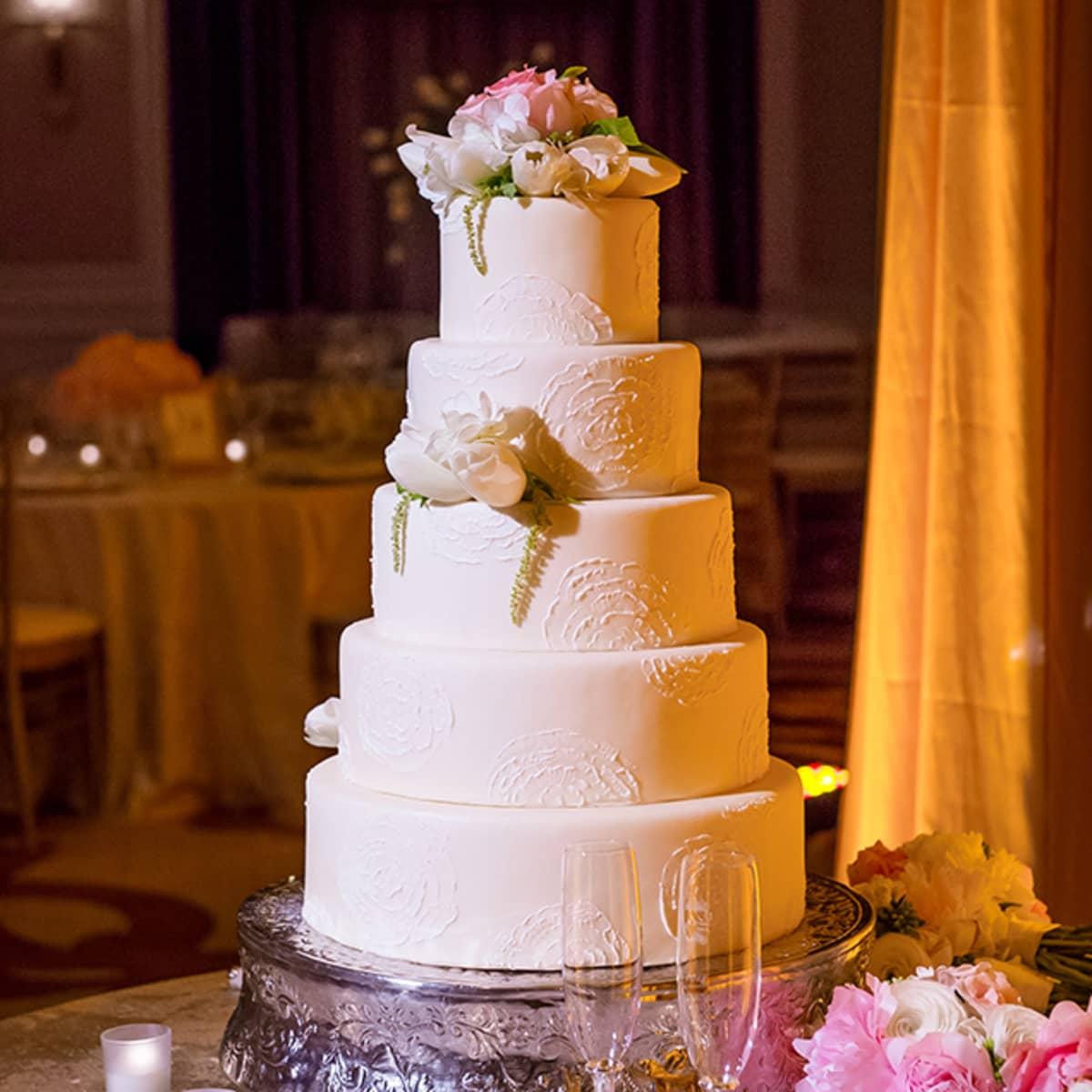 Atlanta Wedding Reception Four Seasons Hotel Atlanta