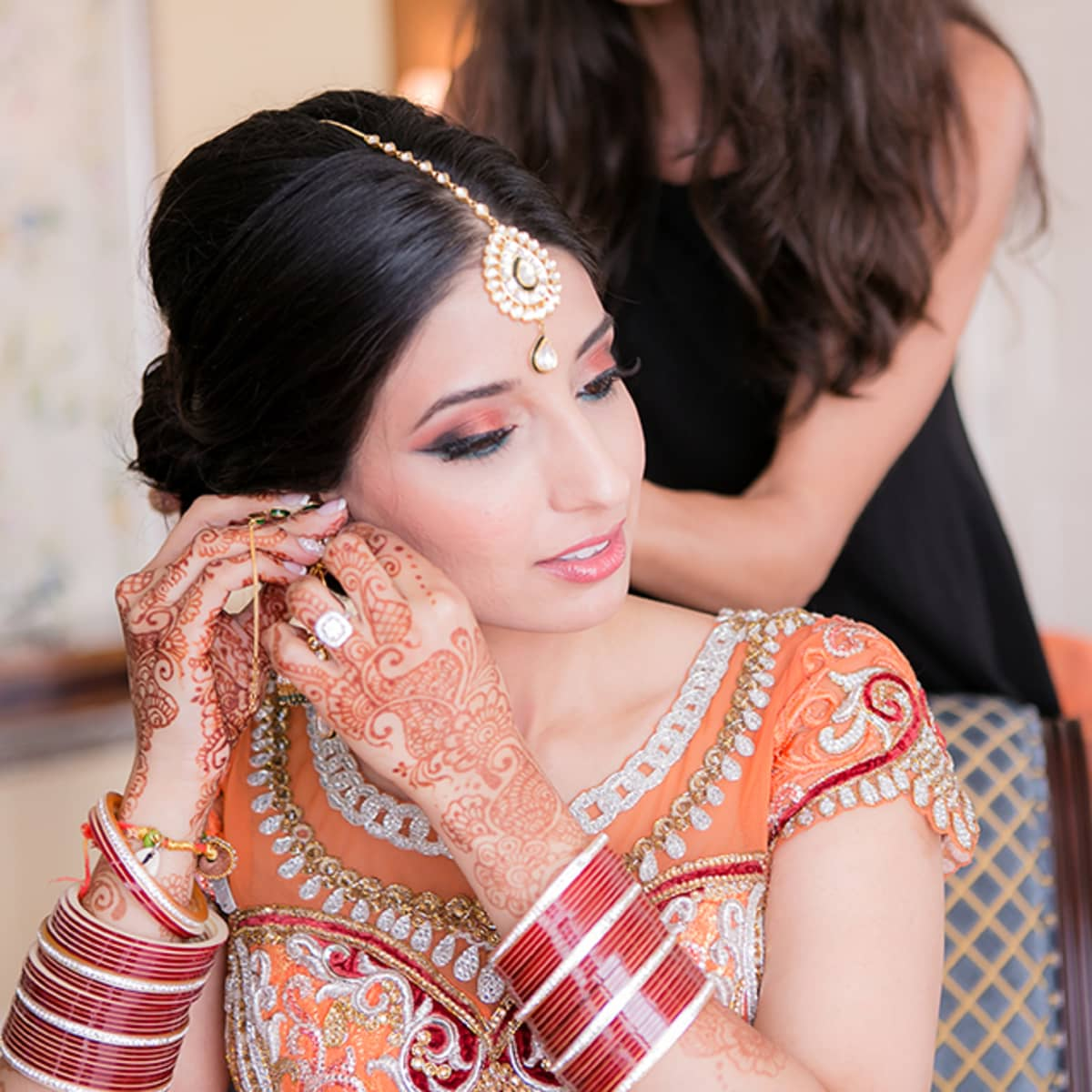 Indian Wedding in Los Angeles | Four Seasons Hotel Beverly Wilshire