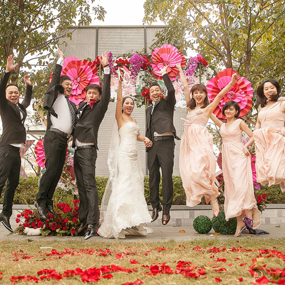 A Chinese Wedding At Four Seasons Shenzhen