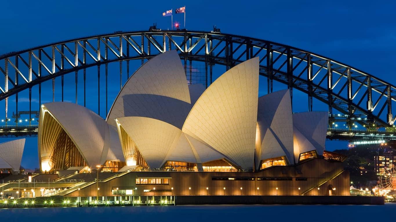 悉尼歌剧院附近酒店 | 悉尼景点 | 悉尼四季酒店