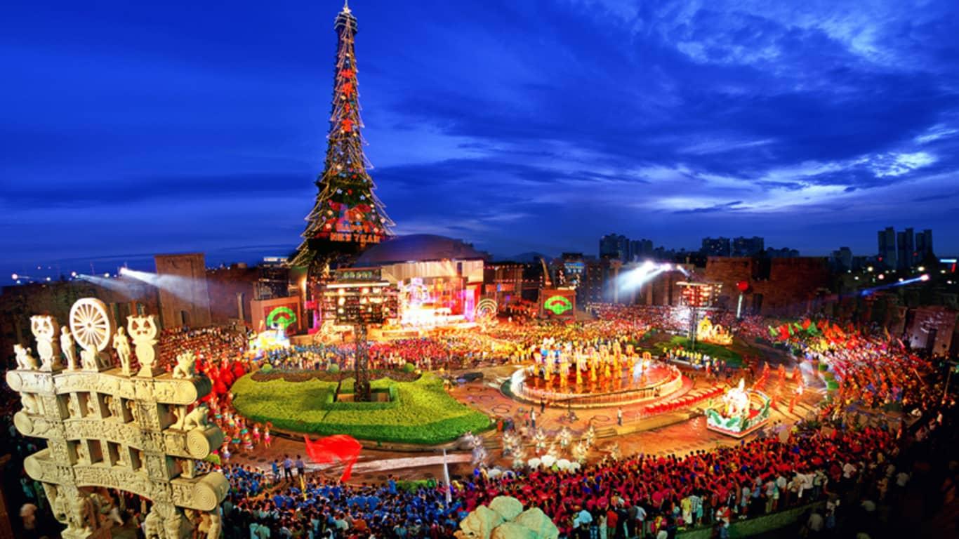 全球资讯_深圳旅游景点 | 活动场所 | 深圳四季酒店