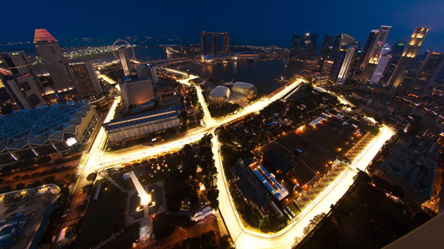 Singapore grand prix overview