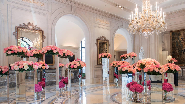 Paris Luxury Hotel Photos Amp Videos Four Seasons Hotel