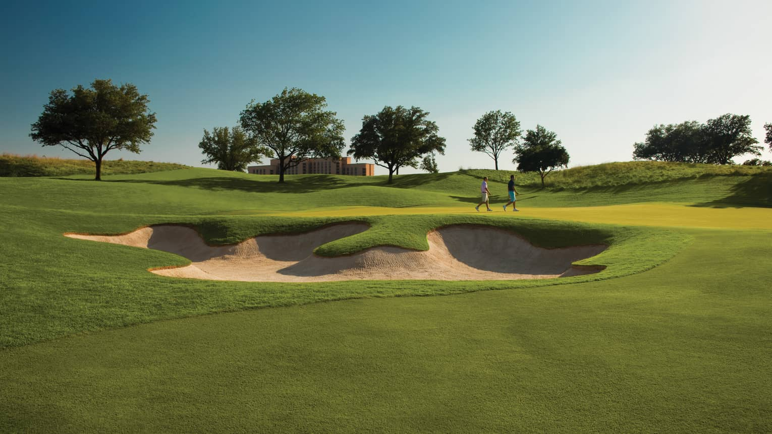 TPC Four Seasons Golf Course, a Certified Audubon Sanctuary.