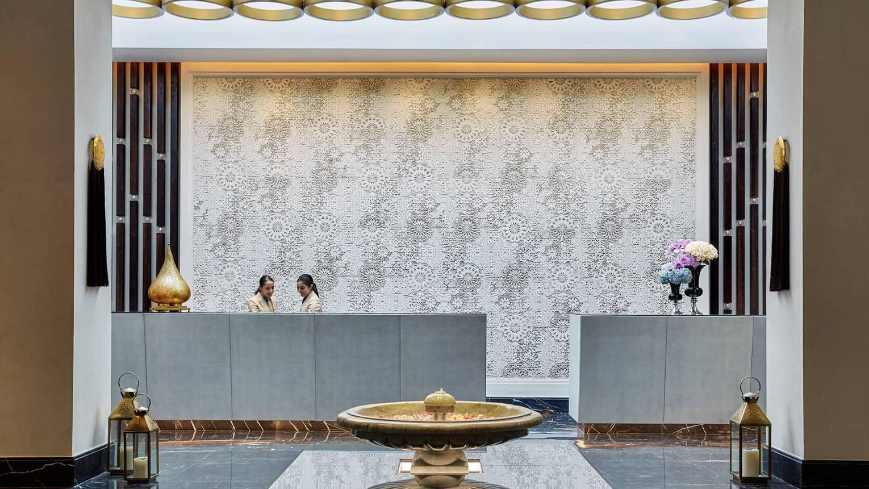 Casablanca Luxury Hotel Morocco Four Seasons Hotel