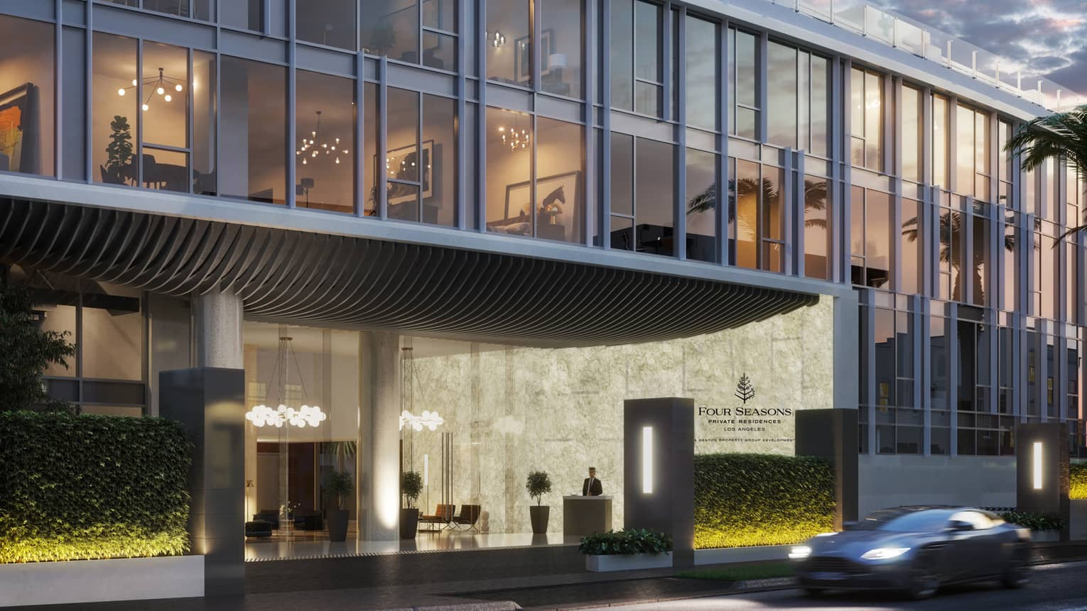 Private Luxury Residences Serviced Accommodations Four Seasons - Remarkable-contemporary-residence-in-the-sao-paulo-city-centre