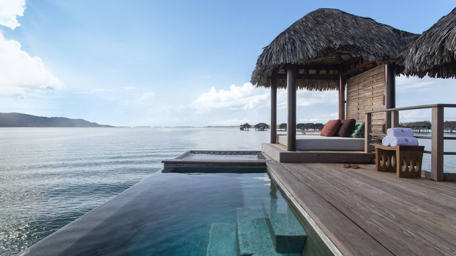 Otemanu Overwater Bungalow Suite
