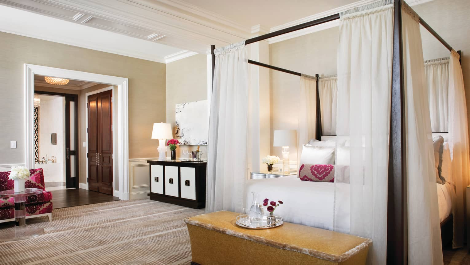 Beverly Hills Luxury Hotel Beverly Wilshire A Four