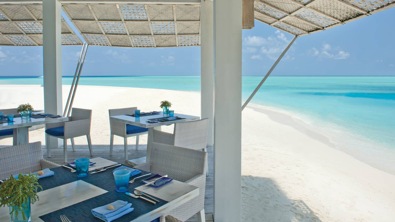 Maldives Restaurants & Bars   Four Seasons Landaa Giraavaru