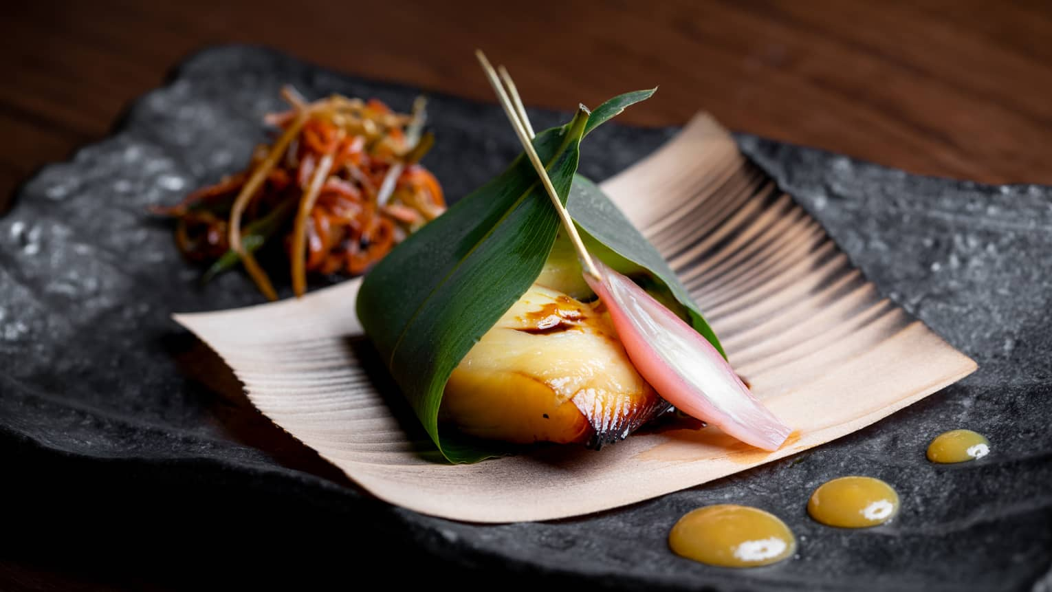Black Cod Miso from Onyx restaurant