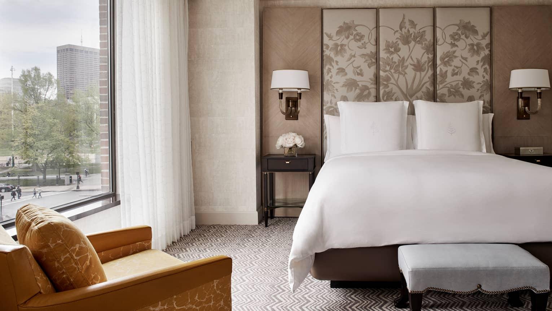 Boston Hotel Suites & Rooms