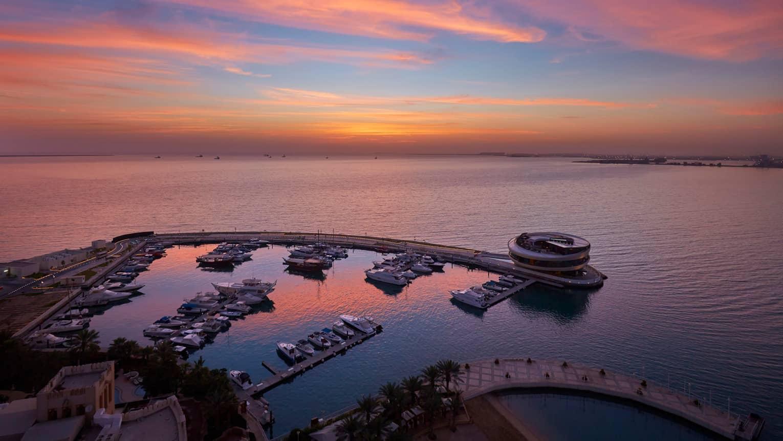 Luxury Hotel in Doha | Four Seasons Hotel Doha, Qatar