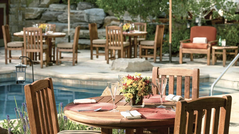 Jackson Hole Fine Dining | Restaurants Teton Village | Four