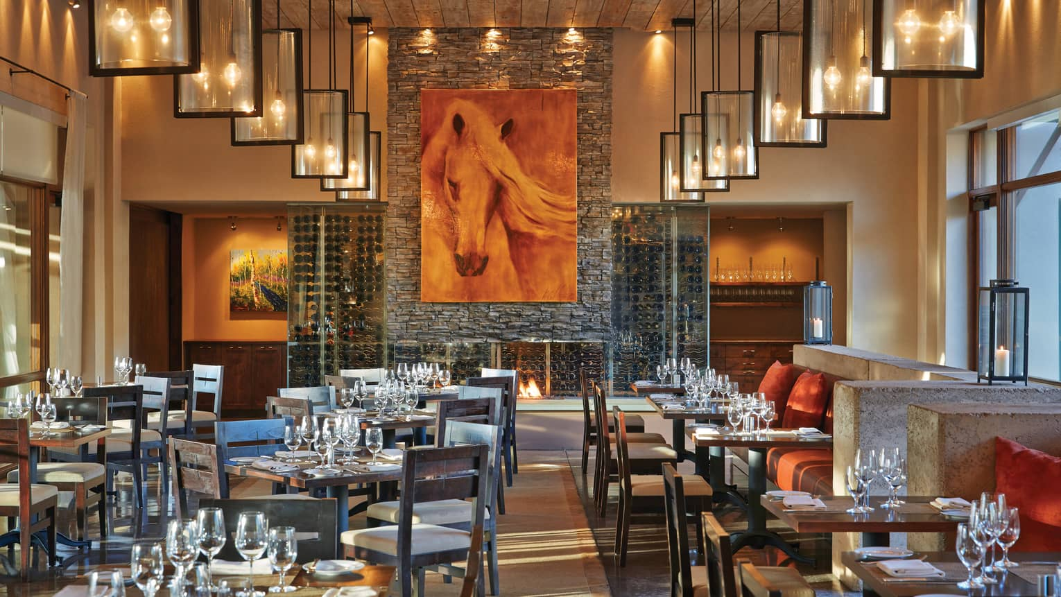 Restaurants In Santa Fe Terra At Four Seasons Rancho