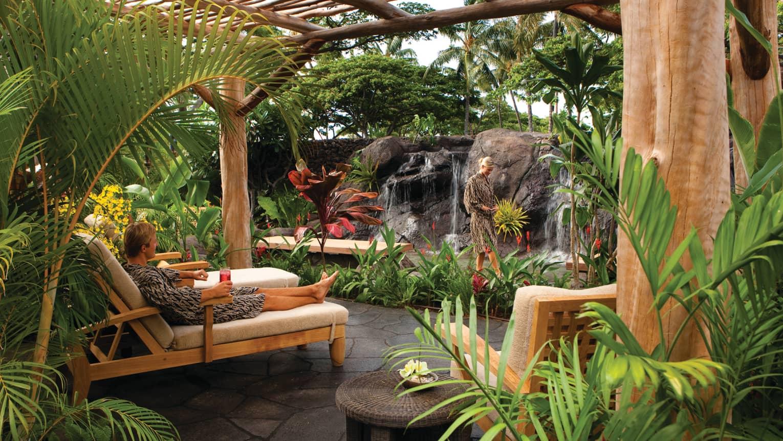 Hualalai Luxury Hotel Big Island Kona Four Seasons Resort Hualalai