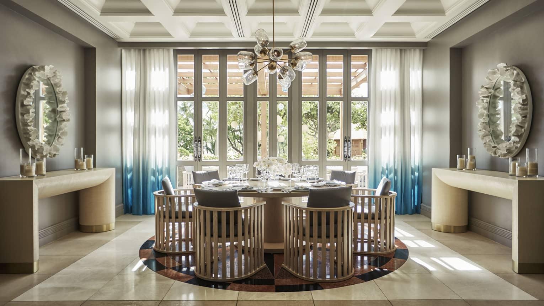 Italian Restaurant In Ko Olina Noe At Four Seasons