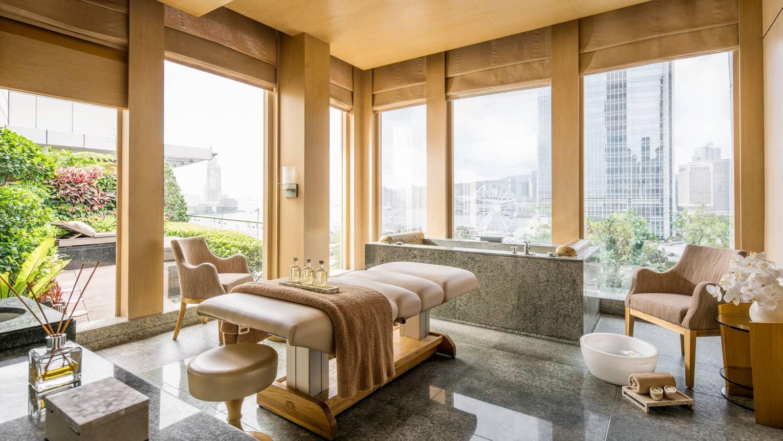 Hong Kong Spa | Spa Hotel Hong Kong | Four Seasons Hong Kong
