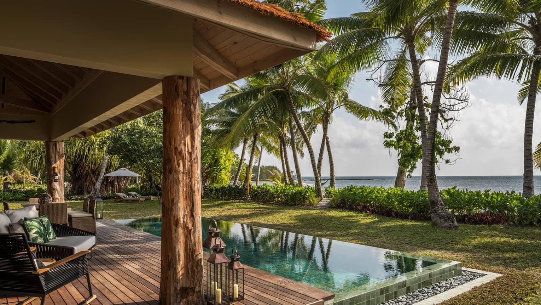 Private Island Resort Seychelles Four Seasons Desroches