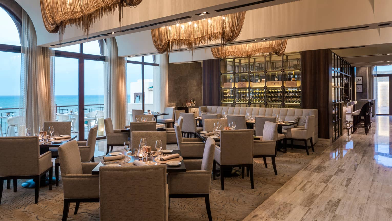 Dining in Gammarth | Restaurants, Bars & Lounge | Four Seasons Tunis