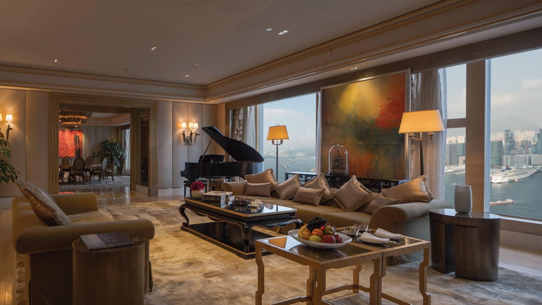 Luxury Presidential Suite Four Seasons Hong Kong