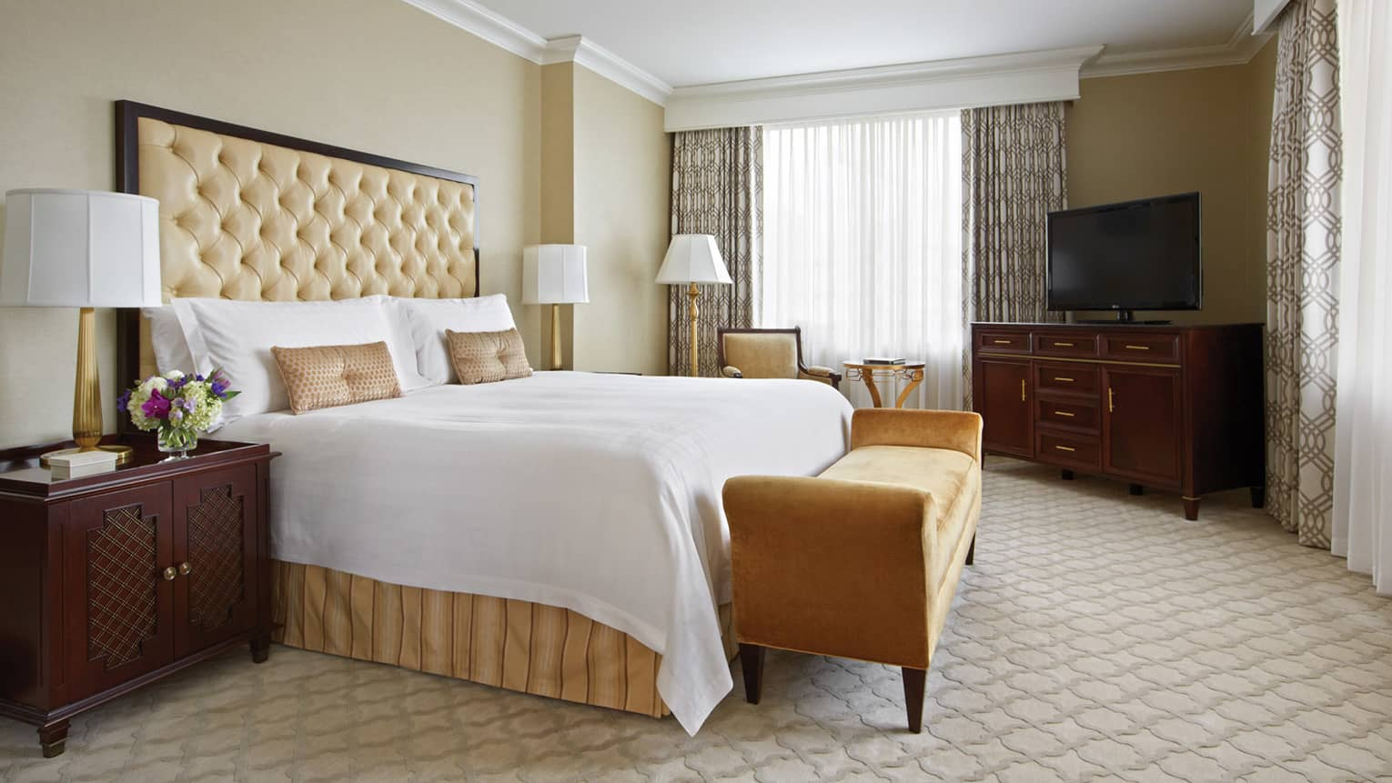 Two bedroom hotel suite in atlanta luxury hotel four - Hotels that have 2 bedroom suites ...