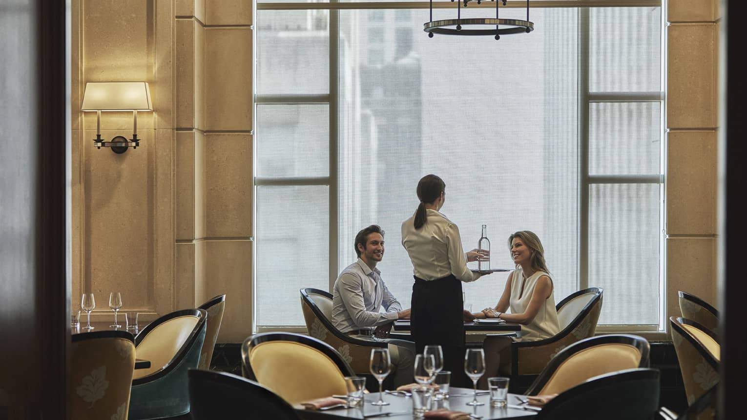 Fine Dining In Chicago Brunch Private Dining Four