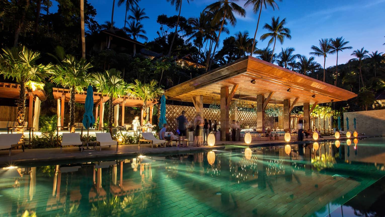 Koh Samui Restaurants & Bars | Fine Dining | Four Seasons Resort