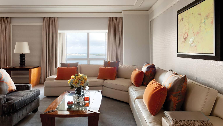 Premier One Bedroom Suite Bay View Miami Suites Four