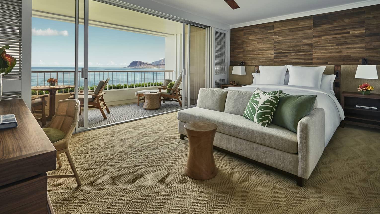 Prime Oceanfront One Bedroom Suite Four Seasons Resort Oahu