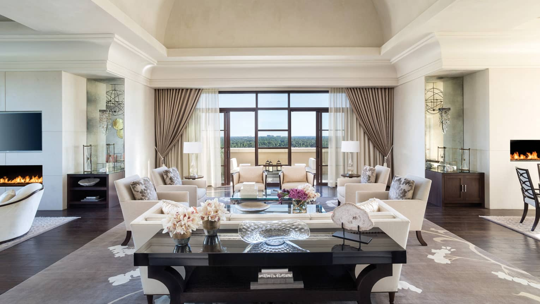 Presidential suite at walt disney world four seasons - 2 bedroom suites walt disney world resort ...