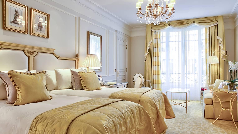 Superior Hotel Rooms In Paris