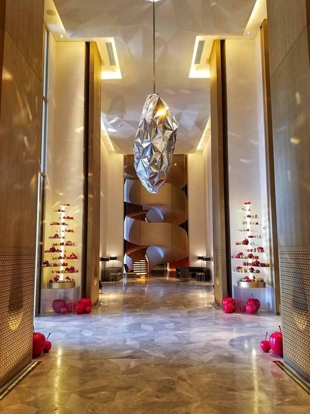 Kuwait Luxury Hotel Downtown   Four Seasons Kuwait at Burj Alshaya
