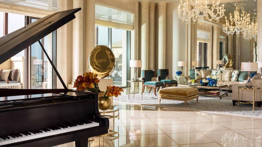 Dubai Royal Resort Suite Four Seasons Resort Dubai