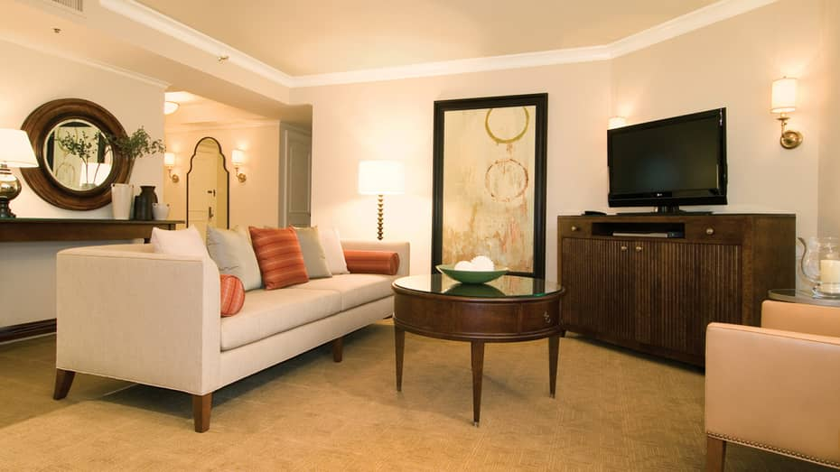 Houston Hotel One Bedroom Apartments Four Seasons Hotel Houston